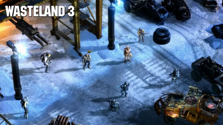 Wastelands 3 nous donne des nouvelles