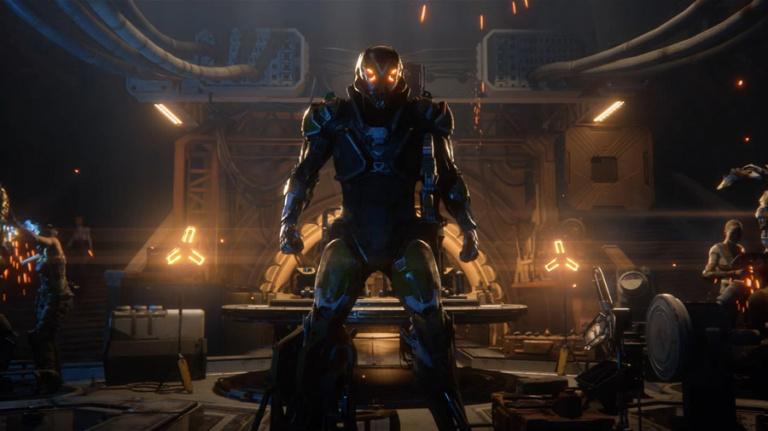 BioWare soutiendra son jeu sur la durée — Anthem