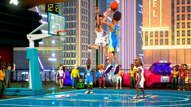 """""""NBA Playgrounds 2"""" évalué par l'organisme de classification australien"""