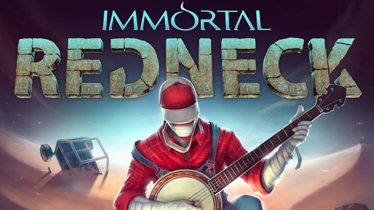 Immortal Redneck s'invitera sur Switch au mois de mai