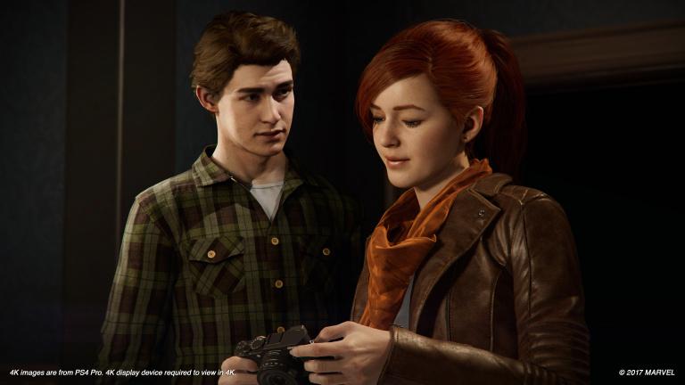 Spider-Man : les développeurs parlent du personnage de Mary Jane