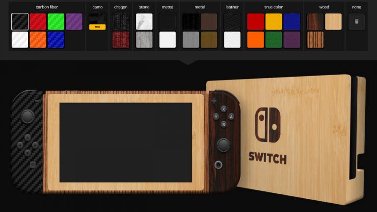 dbrand va vendre des stickers pour personnaliser sa nintendo switch actualit s. Black Bedroom Furniture Sets. Home Design Ideas