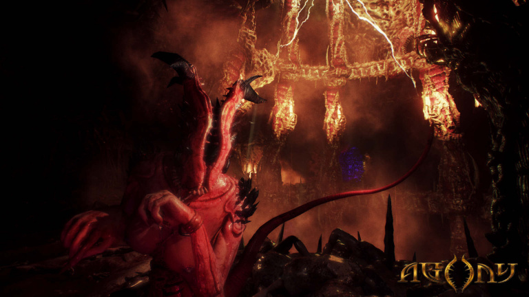 Agony - L'Enfer vous attend le 29 mai sur Xbox One