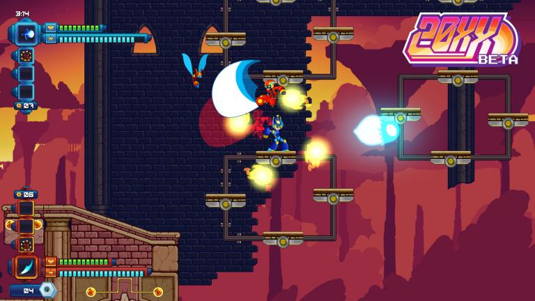 20XX : le Mega Man à la sauce rogue-like listé sur Nintendo Switch
