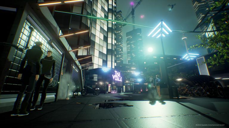 State of Mind : le jeu d'aventure futuriste sortira en août