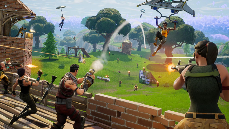Fortnite Battle Royale : le premier weekend en double XP a débuté