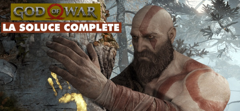 God of War PS4 solution complète