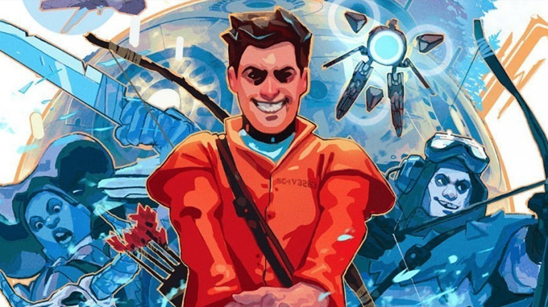 Darwin Project devient free-to-play sur PC