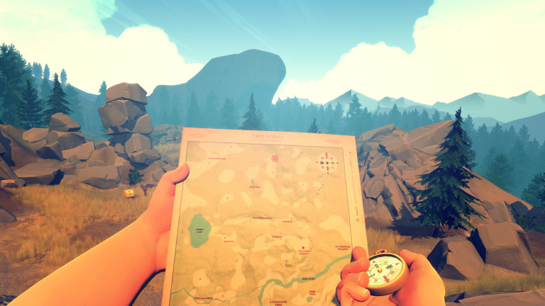 Valve fait l'acquisition du studio Campo Santo (Firewatch)
