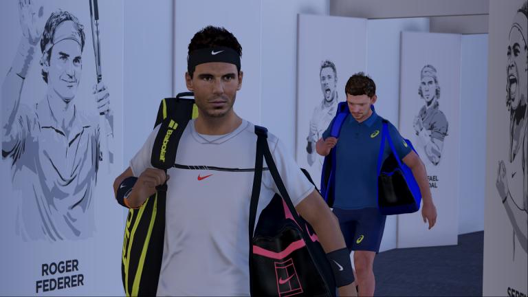 AO International Tennis sera distribué en Europe par Microïds