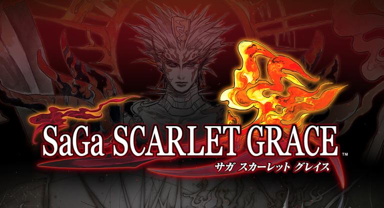 SaGa : Scarlet Grace daté au Japon sur Switch, PC, PS4 et smartphones