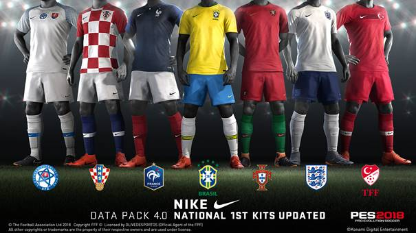 pes 2018 kit creator download