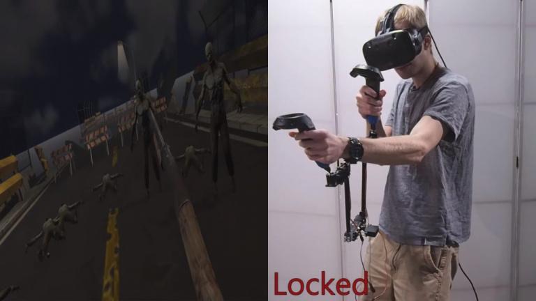 Microsoft présente ses accessoires haptiques pour de la VR faisant appel au sens du toucher