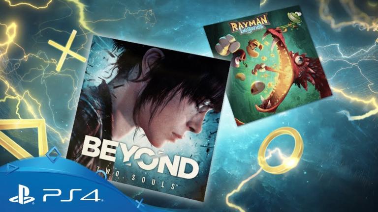 PlayStation Plus : les jeux gratuits du mois de mai 2018
