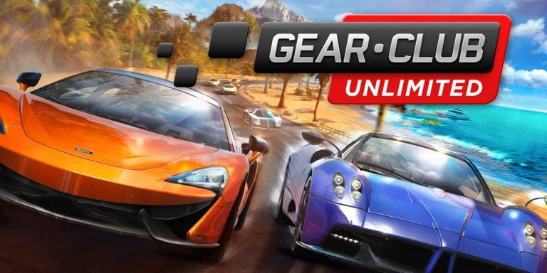[Switch] Gear.Club Unlimited / Mise à jour