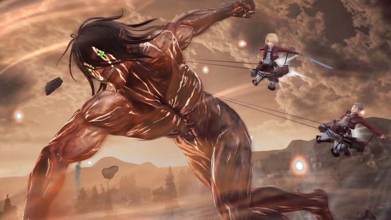 Lancement encourageant pour L'Attaque des Titans 2 et Dynasty Warriors 9