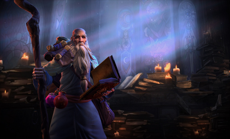Heroes of the Storm : l'érudit Deckard Cain rejoint le Nexus