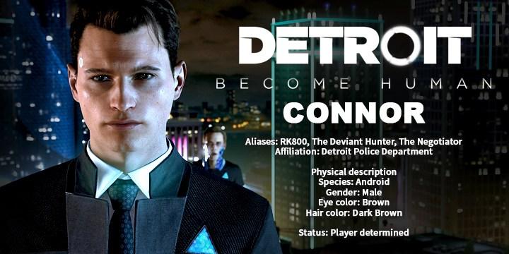 Toutes les fins de la démo de Detroit : Become Human