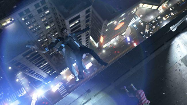 Fin 2 - Connor se précipite pour sauver Emma et tombe