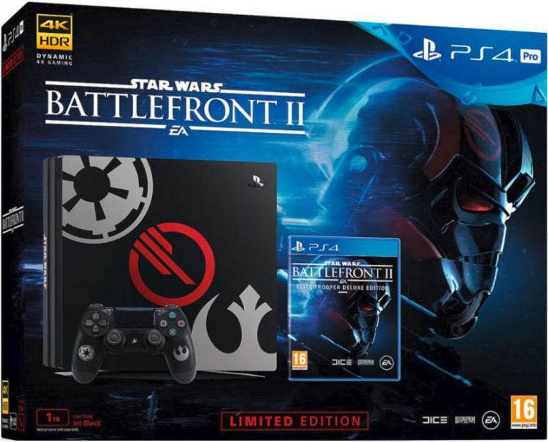 La PS4 Pro Star Wars édition Limitée à moindre prix chez Référence Gaming