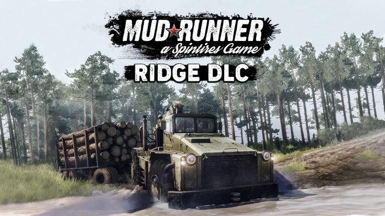 Spintire : MudRunner annonce The Ridge,  son nouveau DLC