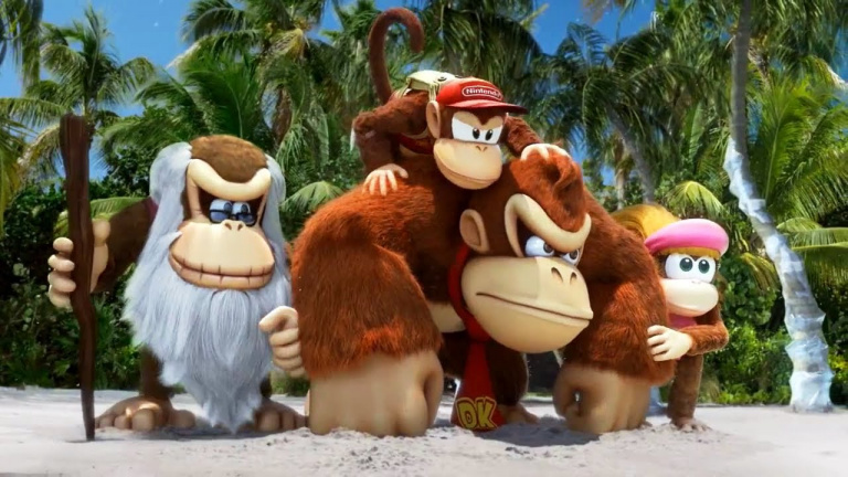 Donkey Kong Country Tropical Freeze : la version digitale Wii U retirée de l'e-shop américain