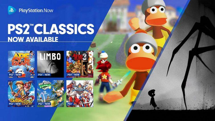 PlayStation Now propose désormais des jeux PS2 Classics