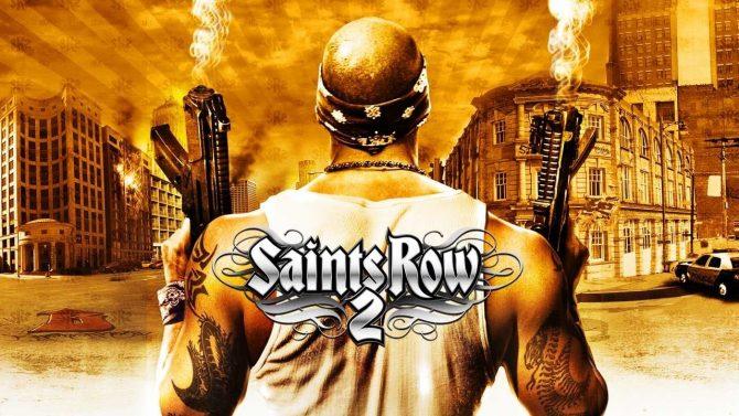 Saints Row 2 est maintenant rétrocompatible Xbox One