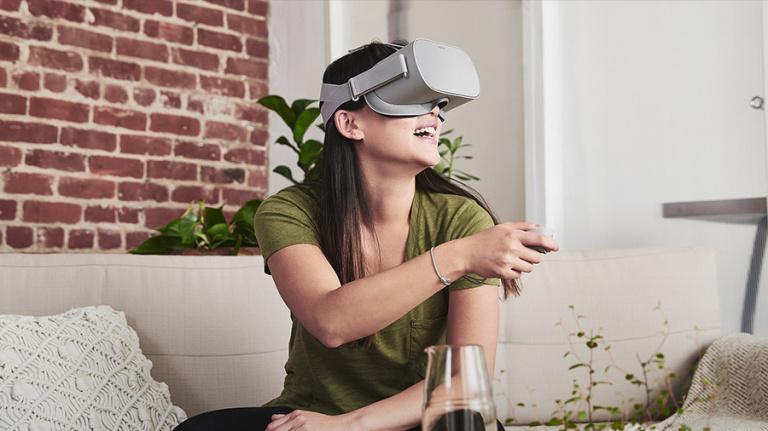 Le casque Oculus Go désormais disponible