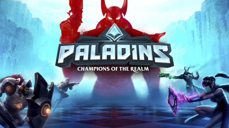 Le hero shooter de Hi-Rez sortira officiellement le 8 mai — Paladins