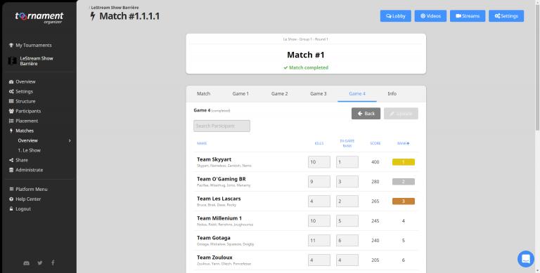 Toornament : La plateforme d'organisation de tournois adopte Fortnite et PUBG