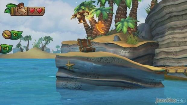 Monde 4 - Atoll tropical