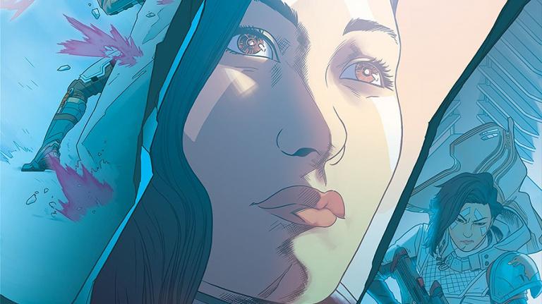 """Destiny 2 : une bande dessinée en attendant le DLC """"L'Esprit Tutélaire"""""""