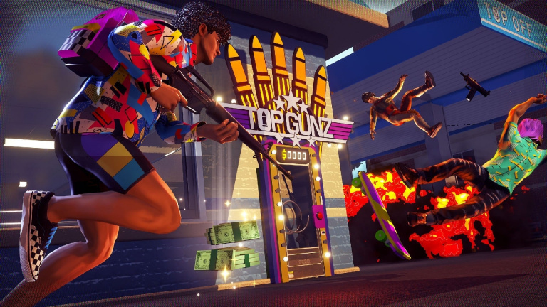 Radical Heights accueille une seconde mise à jour majeure