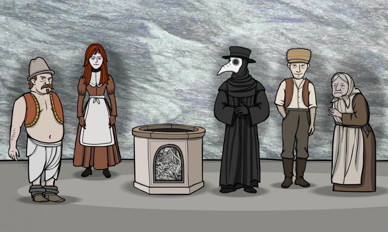 Paradox : L'équipe de Rusty Lake lance un Kickstarter