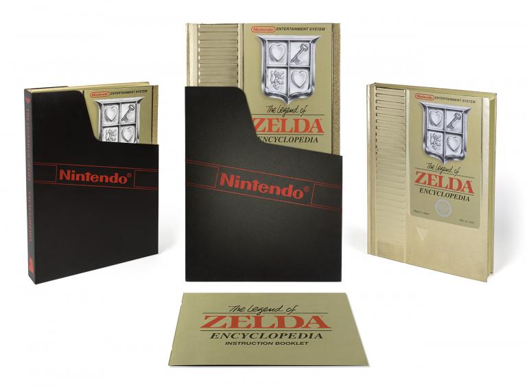 The Legend of Zelda Encyclopedia arrive le 19 juin en anglais