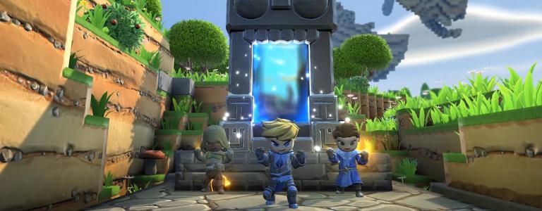 Portal Knights : une démo sur Nintendo Switch avec un aperçu de la future mise à jour