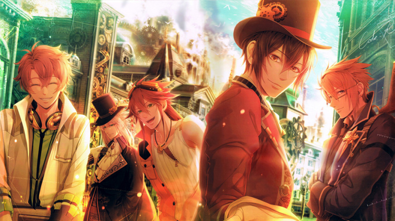 Code : Realize ~Bouquet of Rainbows~ annoncé sur Switch au Japon