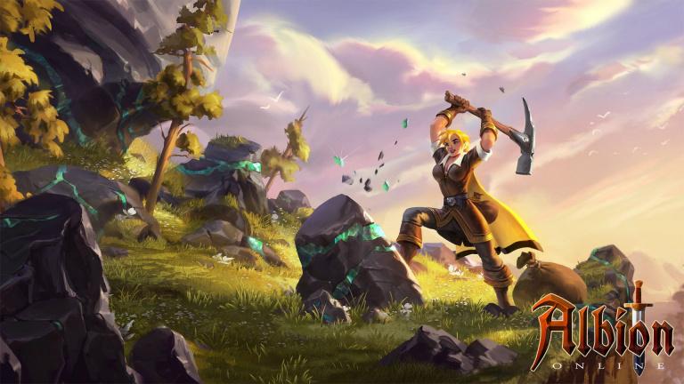 Albion Online : le MMO sortira sur Steam le 16 mai