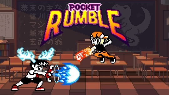 """Pocket Rumble n'est pas mort et arrive """"très bientôt"""""""