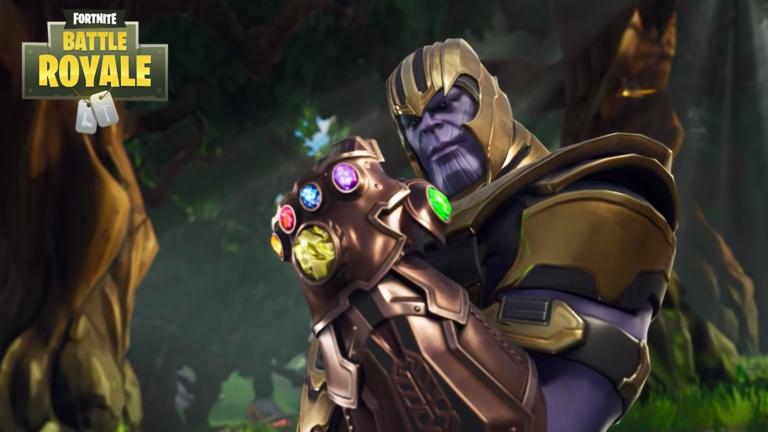 Fortnite : Le mode Thanos disparaît demain
