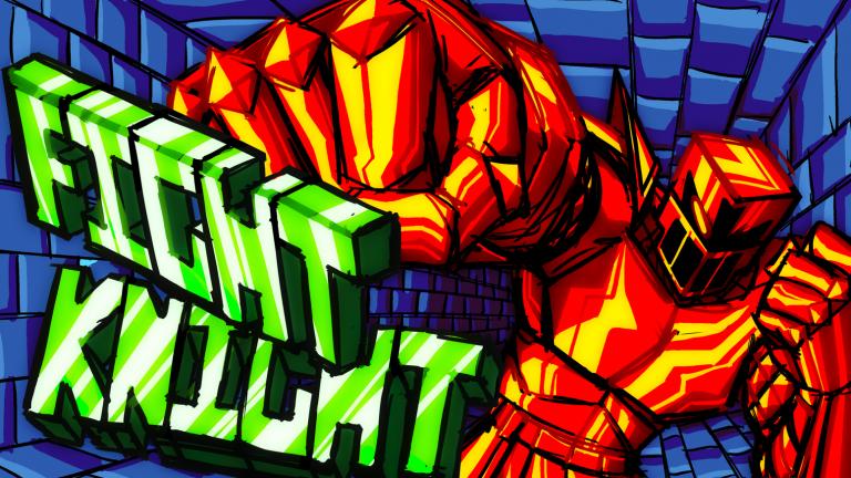 Fight Knight se frayera un chemin à coups d'uppercuts sur Switch