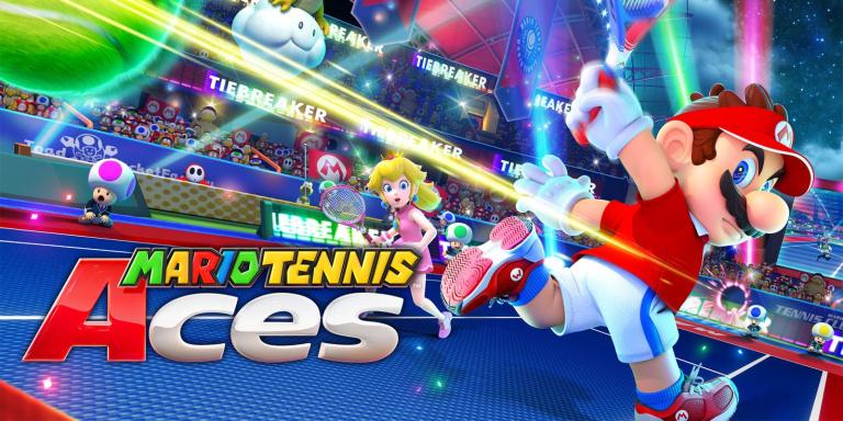 [Màj] Mario Tennis Aces : un tournoi de pré-lancement du 1er au 4 juin