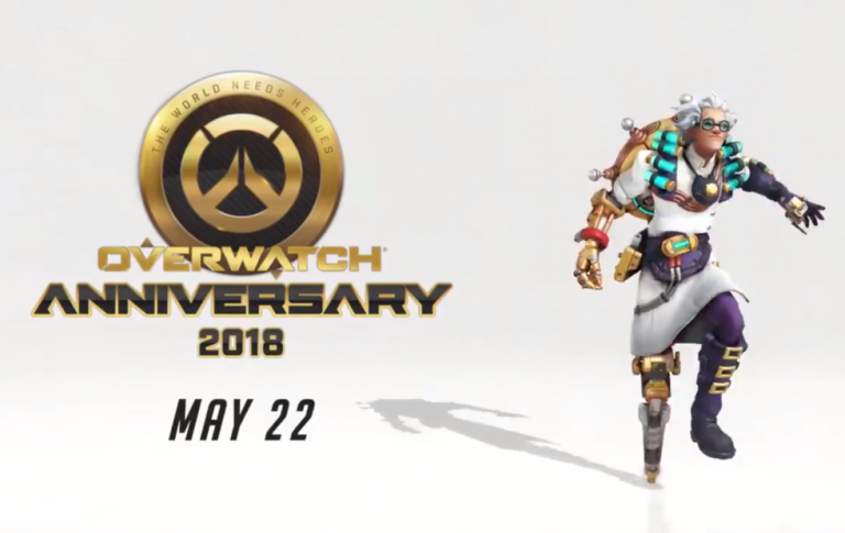 Overwatch : Lancement de l'événement anniversaire le 22 mai ?
