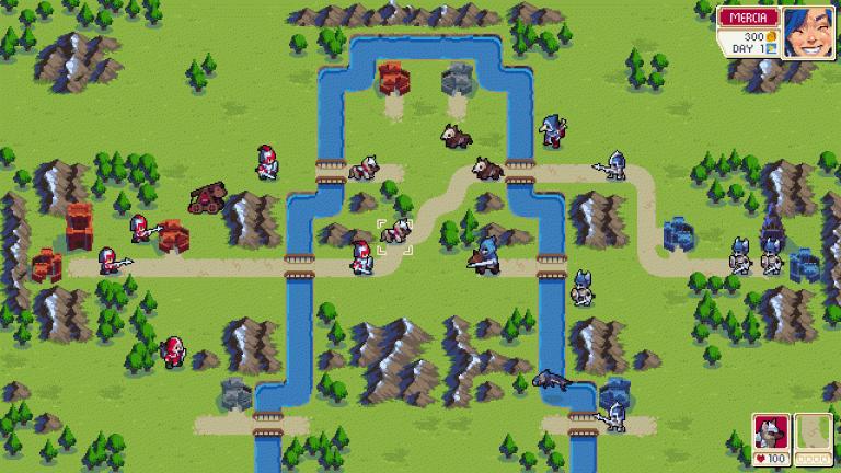 Wargroove : le tactical-RPG fait le point météo