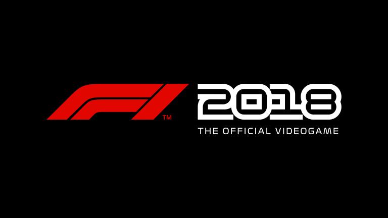 F1 2018 sur la ligne de départ