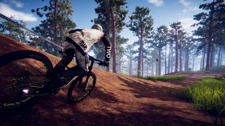 Descenders roule vers l'accès anticipé sur Xbox One