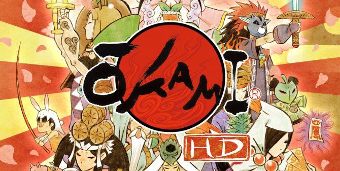 [MàJ] Okami HD sortira le 9 août sur Nintendo Switch