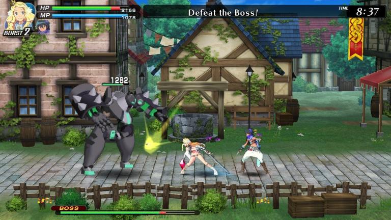 Code of Princess EX : le hack'n slash arrivera sur les Switch nippones le 2 août