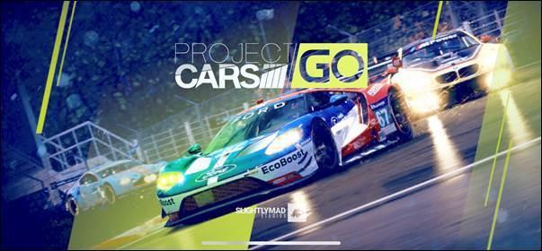 Project CARS GO : Slightly Mad s'associe à Gamevil pour un jeu mobile
